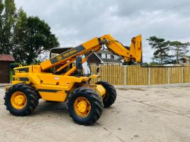 JCB 526 TELEHANDLER * ONLY 3646 HOURS * C/W PICK UP HITCH