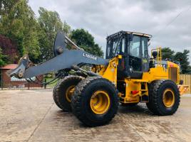 BELL L1806E LOADING SHOVEL * YEAR 2014 , ONE OWNER FROM NEW * PLEASE SEE VIDEO *