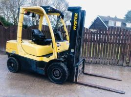 HYSTER H3.5FT DIESEL FORK LIFT ( YEAR 2007 ) * SPARES OR REPAIRS *