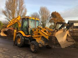 JCB 3CX PROJECT 21 SITE MASTER DIGGER