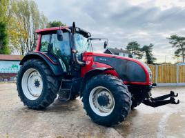VALTRA T151 4ED TRACTOR * YEAR 2008 * C/W FRONT LINKAGE & FRONT PTO