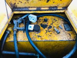 CHOICE OF 5 DIESEL TANKS C/W MANUAL PUMP & NOZZLE