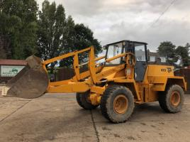 JCB 410-1C 4WD LOADING SHOVEL ( PLEASE SEE VIDEO )