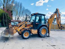 CASE 580 SUPER R SERIES 2 BACK HOE DIGGER C/W REAR QUICK HITCH * SEE VIDEO *