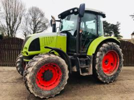 CLAAS ARES 577ATZ 4WD TRACTOR * YEAR 2006 *