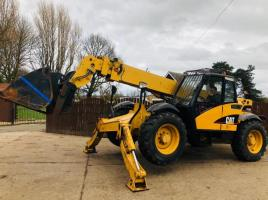 CATERPILLAR TH360B 9.2 METER REACH TELEHANDLER C/W 3 TON LIFTING CAPACITY