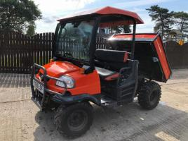 KUBOTA 4WD BUGGY ( ROAD REGISTERED 55 PLATE )