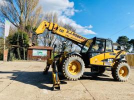 CATERPILLAR TH360B TURBO TELEHANDLER * 13.5 METER REACH *
