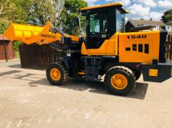 BRAND NEW UNUSED POWER TECH 1540 LOADING SHOVEL ** YEAR 2020 ** CHOICE OF FIVE