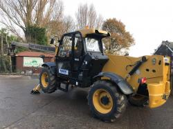 CAT TH414C TURBO TELEHANDLER ( YEAR 2013 ) * ONLY 5230 HOURS * PLEASE SEE VIDEO *