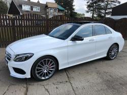 MERCEDES-BENZ C250 AMG PREMIUM PLUS ( YEAR 2017 )