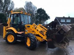 JCB 3CX SUPER SITE MASTER DIGGER C/W SELECTABLE 4WS *ONLY 3289 HOURS*