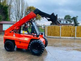 MANITOU BT420 BUGGIE-SCOPIC * YEAR 2008 * C/W NEW PERKINS ENGINE JUST FITTED *VIDEO*