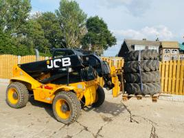 JCB 520-50 TELEHANDLER * YEAR 2012 * C/W OFF ROAD TYRES & ON ROAD TYRES