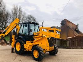 JCB 3CX SITEMASTER DIGGER  PROJECT 12 * PLEASE SEE VIDEO *