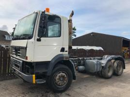 FODEN 345 A3000 RIGID TRUCK ( SPARES OR REPAIRS ONLY ) 6 CYL TURBO CAT ENGINE