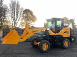 ** UNUSED POWER TECH 1540 LOADING SHOVEL ( YEAR 2019 ) CHOICE OF 5 ** SEE VIDEO