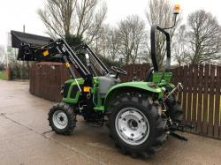 ** BRAND NEW SIROMER 404 4WD TRACTOR WITH LOADER YEAR 2019 **