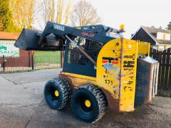 THOMAS TT175 HIGH LIFT SKIDSTEER * YEAR 2008 * * PLEASE SEE VIDEO *