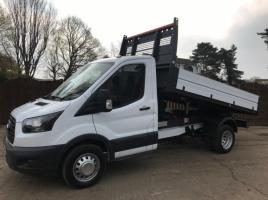 FORD TRANSIT 130 TIPPER ( YEAR 2018