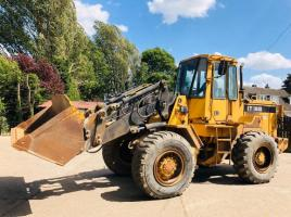 CATERPILLAR 18B LOADING SHOVEL C/W REVERSE CAMERA