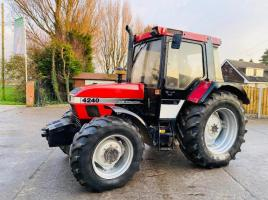 CASE 4240XL 4WD TRACTOR C/W FRONT WEIGHTS