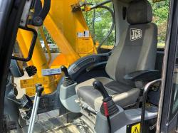 JCB JS220LC TRACKED EXCAVATOR ( YEAR 2007 ) ( PLEASE SEE VIDEO )