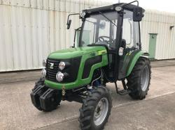 ** BRAND NEW SIROMER 404 4WD TRACTOR WITH SYNCHRO CAB YEAR 2021 **