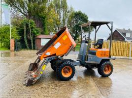 MZ IMER MZ3000HD SELF LOADING DUMPER C/W SAFETY CANOPY