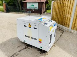 HARRINGTON 10KVA GENERATOR YEAR 2015