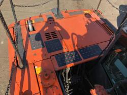 HITACHI ZX140W-3 WHEELED EXCAVATOR ( YEAR 2009 ) ( PLEASE SEE VIDEO