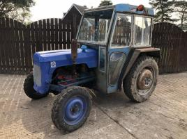 LEYLAND 152 TRACTOR C/W CABIN