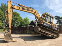 KOMATSU PC180LC TRACKED EXCAVATOR ( PLEASE SEE VIDEO )