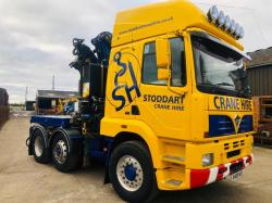 FODEN 430 D3000 LORRY * SALE OF LORRY ONLY CRANE NOW SOLD *